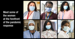 Meet some of the at the forefront of the pandemic response