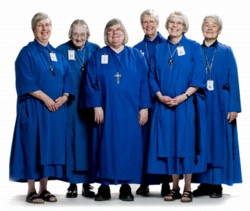 The Sisters of St. John Divine
