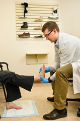 Pedorthics and foot orthotics