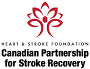 Canadian Partnership for Stroke Recovery logo