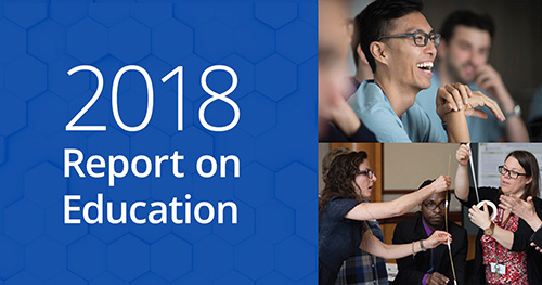 2018 Report on Education