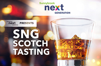 SNG Scotch Tasting