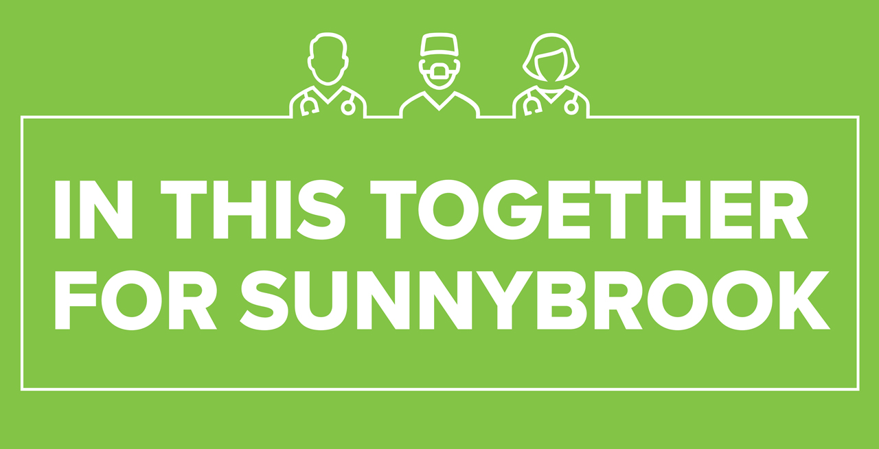 In This Together for Sunnybrook