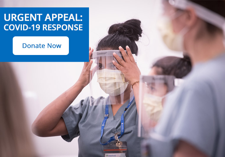 Urgent Appeal: COVID-19 Response