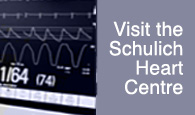 Visit the Schulich Heart Centre