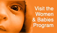 visit the women and babies program