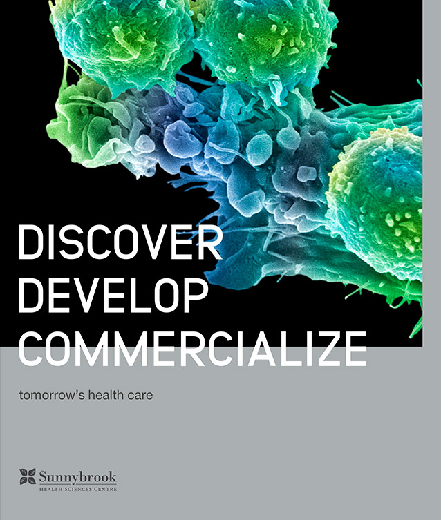 Discover. Develop. Commercialize.