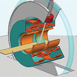 The MR-linac system