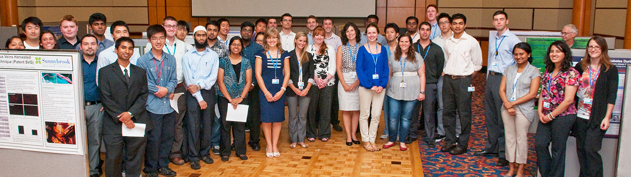 SRI Summer Student Research Program - Sunnybrook Research