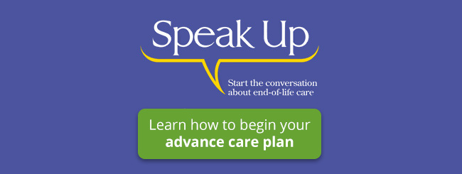 Learn how to begin your advance care plan