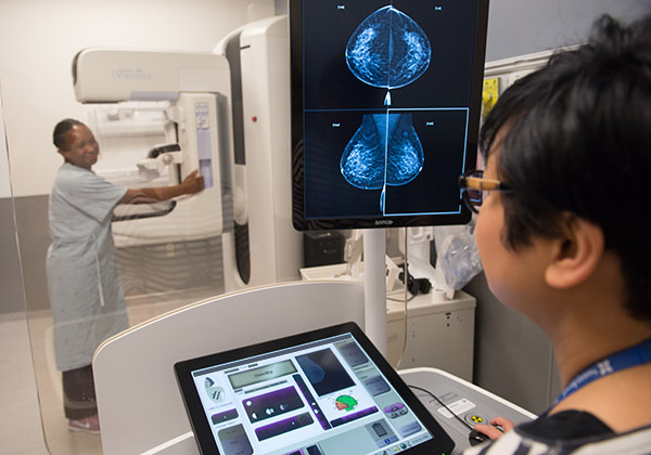 breast imaging sunnybrook hospital