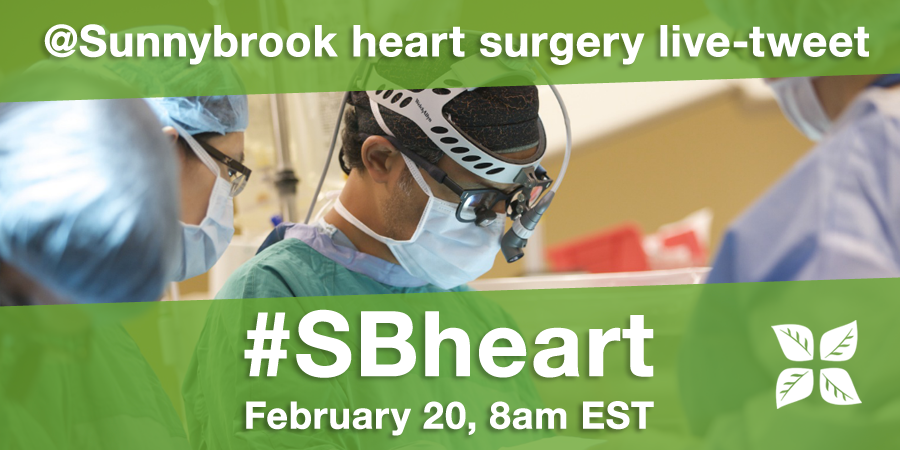Heart surgery live-tweet archive