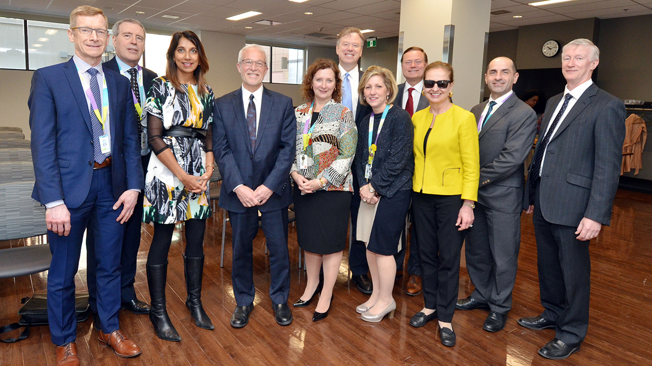 Michael Garron Hospital and Sunnybrook formalize agreement to