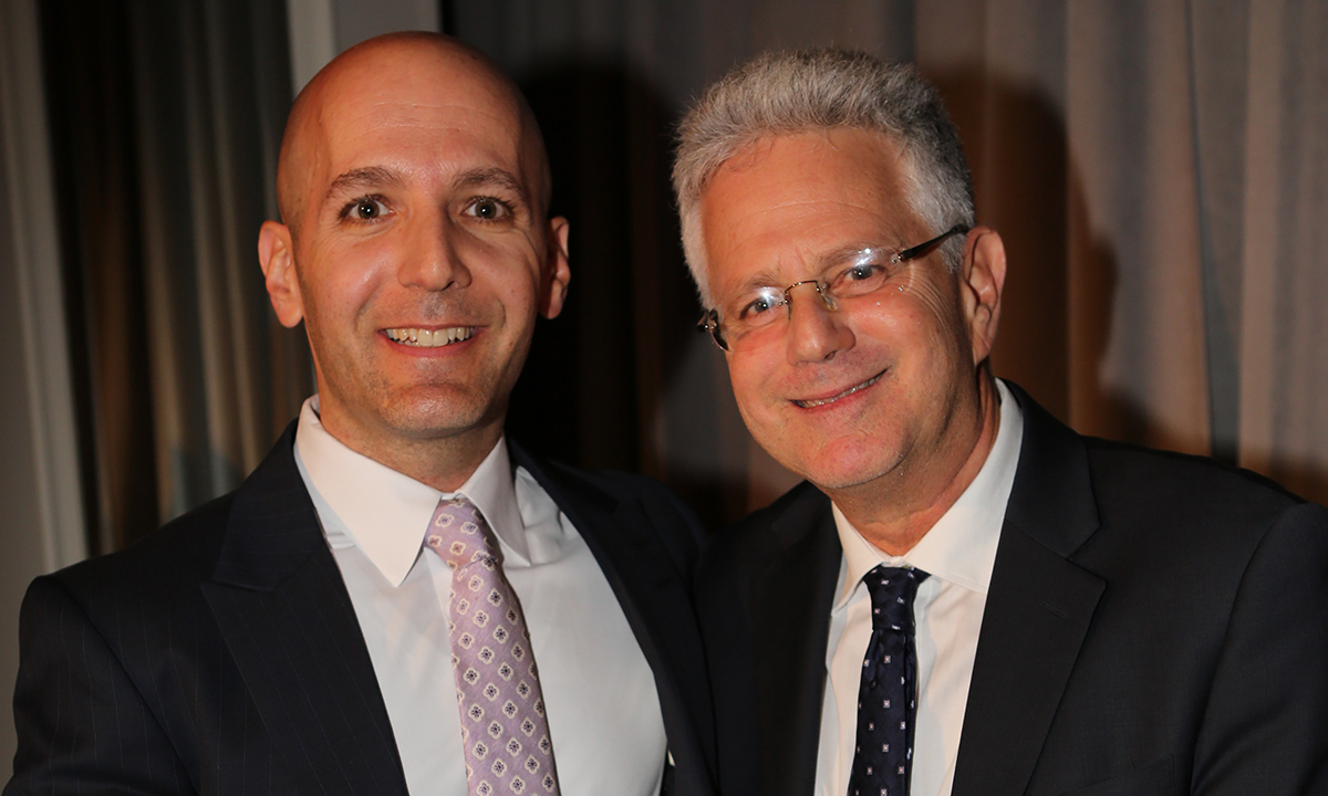 Dr. Benjamin Goldstein and Dr. Jeffrey Borenstein