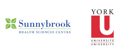 Sunnybrook and York University logos