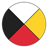 Medicine wheel: Link to Indigenous Patient Navigator information