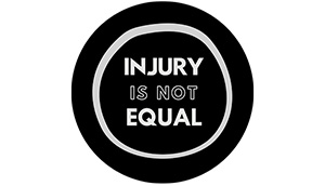 Injury is Not Equal