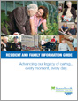 Download the Resident and Family Information Guide PDF