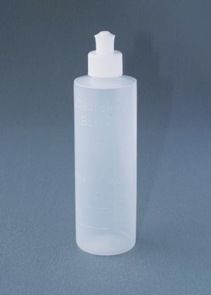 plastic bottle  to spray on your perineum