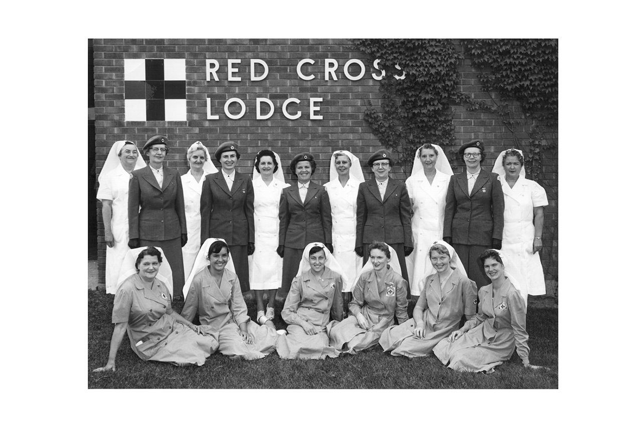 The Red Cross Lodge