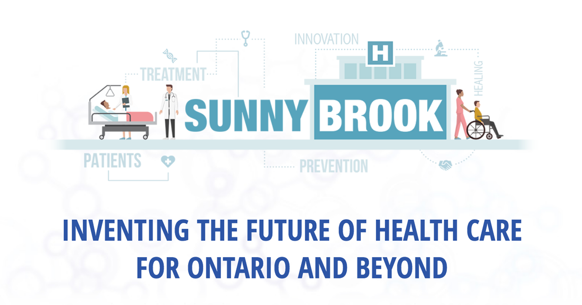 Sunnybrook's Strategic Plan 2018-21 - Sunnybrook Hospital