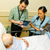 Critical Care: patients & visitors