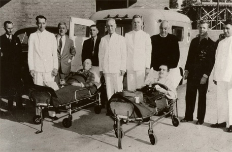 first Sunnybrook patients