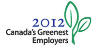 Learn more about Sunnybrook being one of Canada's Greenest Employers in 2012, at Canada's Top 100 project