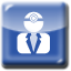 An image of a doctor. Clicking this icon will open a video on physician opportunities in a pop up window.