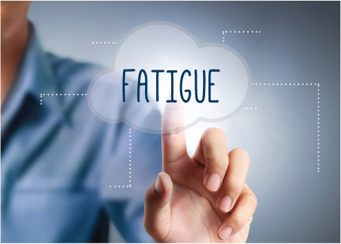 Manage Cancer Fatigue website