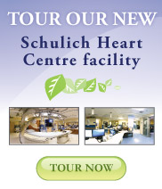 Virtual tour of the Schulich Heart Centre facility