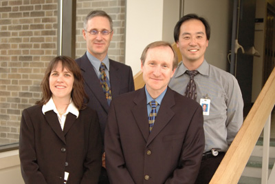 Core members of the MORE research group